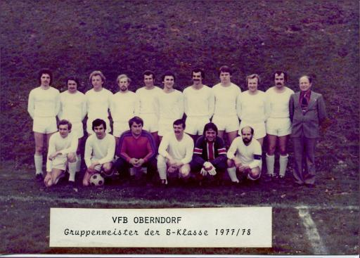 Gruppensieger 1977 / 78