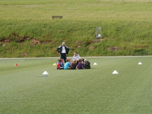 Bambini - Training in 2013