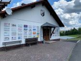 Eingang Sportheim