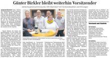 GNZ Bericht zur VfB-Mitgliederversammlung