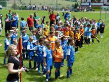 F-Junioren Turnier - Siegerehrung