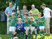 F-Junioren Turniersieger - SpVgg. 1922 Roßdorf